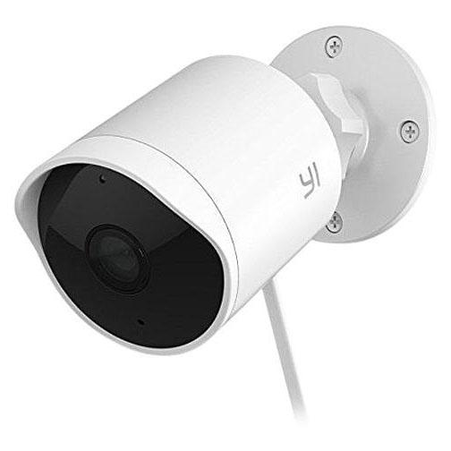 Ip-камера Xiaomi Yi Outdoor Camera 1080p (белый)