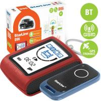 Охранный комплекс StarLine D96 BT GSM/GPS