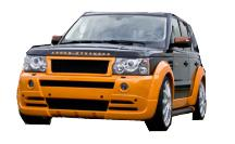 обвес ARDEN WideBody на Range Rover Sport