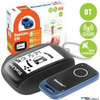 Купить StarLine B96 BT 2CAN+2LIN GSM GPS марки