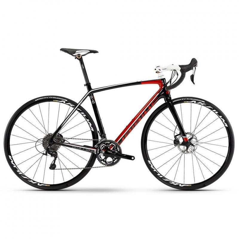 Haibike 2016 Challenger Disc 8.40 28