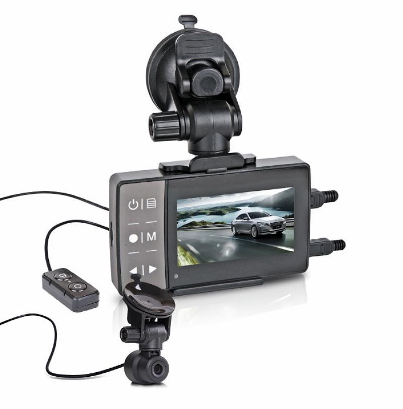 Prestige регистратор на 2 камеры автомобильный gps навигатор с видеорегистратор с gps и монитором