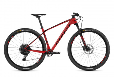 Велосипед Ghost (2019) Lector 3.9 LC red-black