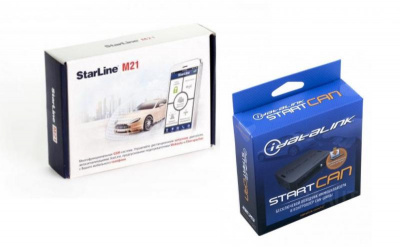Starline M21+Idalink Start Can